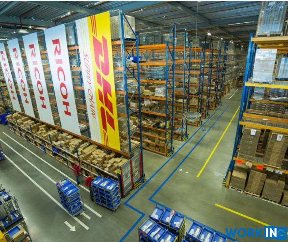 Работа на складе dhl словакия канада словакия 2013